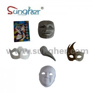 Molded Pulp mask