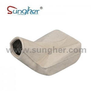 Molded Pulp Square Male Urinal