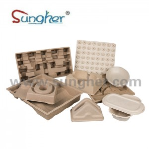 Molded Pulp inner package & others